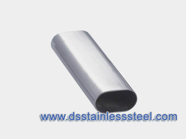 stainless stel oval tubing