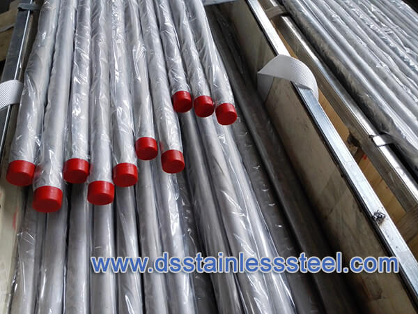 304 304L seamless stainless steel pipe