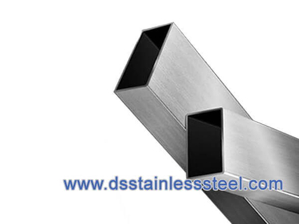 stainless steel rectangular tubing
