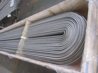 A688 U bend stainless steel tube for heater