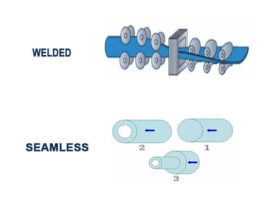 Difference Between Seamless And Welded Tube & Pipe