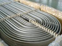 stainless steel u bending tube