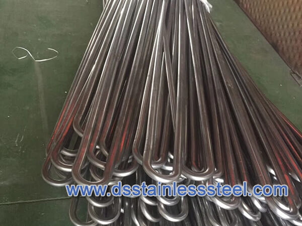 Stainless Steel Feedwater Heater Tube