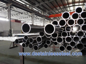 304 304L stainless steel round tube