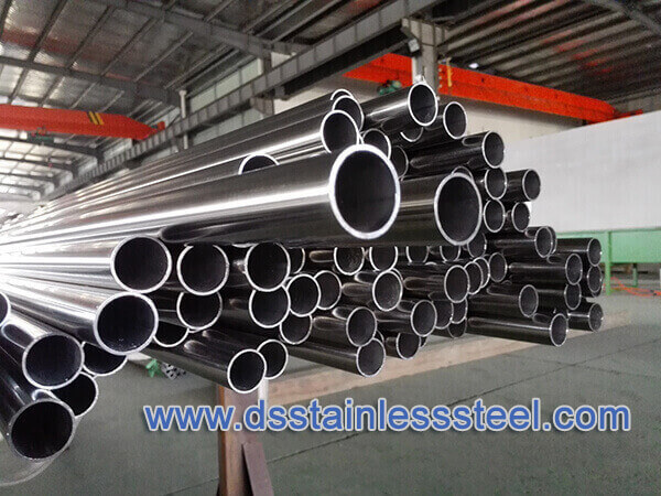 316-316L stainless steel round tubing