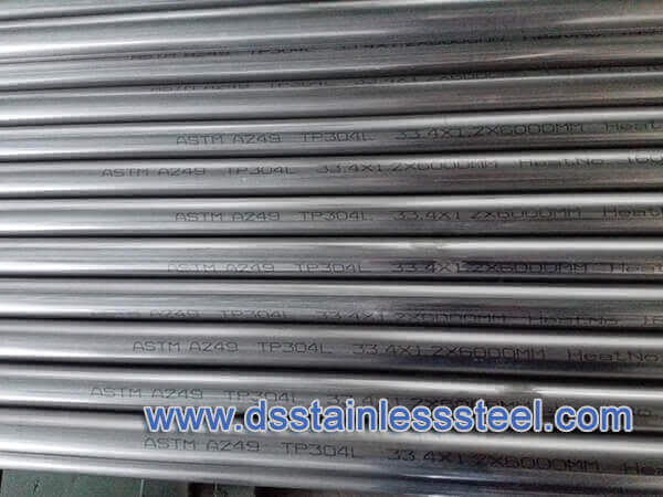 316L Stainless Steel Boiler Tube A249 A269