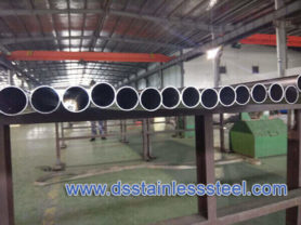 A249 304L Stainless Steel Welded Tube