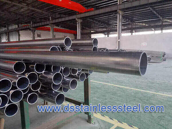 A249 welded stainless steel tubing