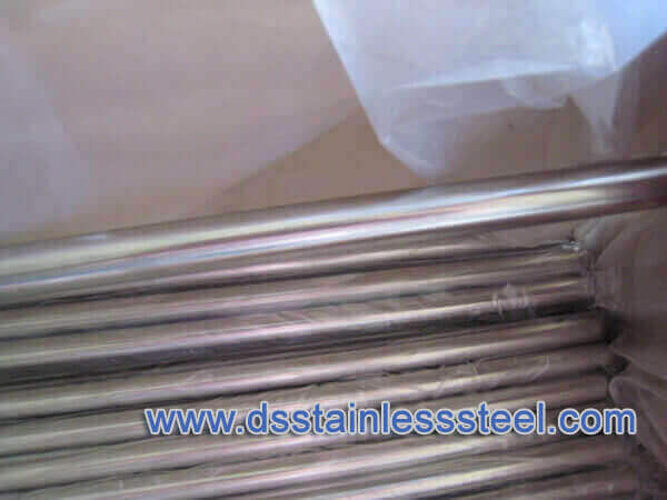A554 round polishing tubing