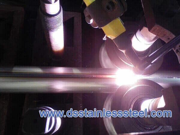 TIG stainless steel tube
