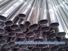 oval stainless steel elliptic tubing