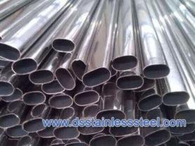 oval stainless steel elliptic tubing