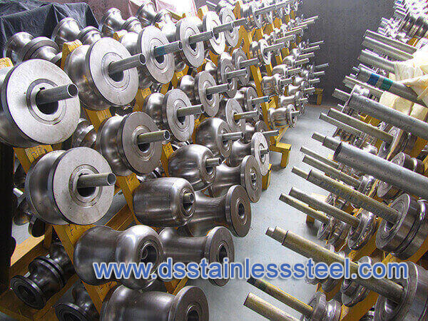 welded stainless steel tube mould